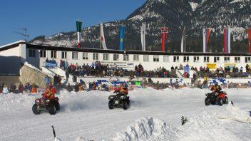 Absage Int. Quad & ATV Schnee Speedway 2015