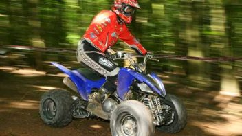 Yamaha YFM 250