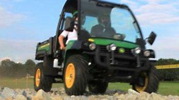 John Deere Gator XUV 825 i