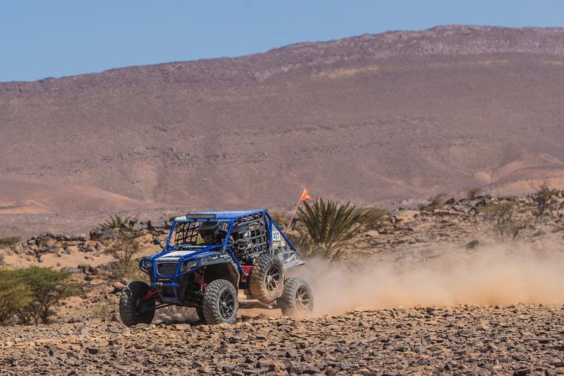 Legendär: Die Libya-Rallye folgt auf einigen Abschnitten altbekannten un beliebten Etappen der Dakar.