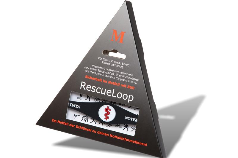 Kleine Packung - große Wirkung: Rescue Loops.