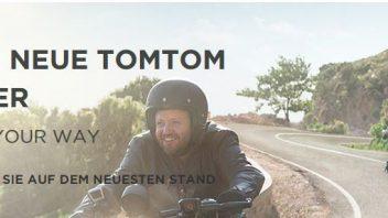 Neues TomTom