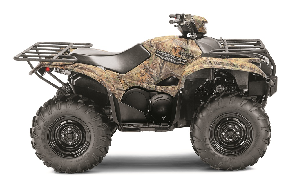 2016 KODIAK 700 FI EPS Hunting SP Xtra HD
