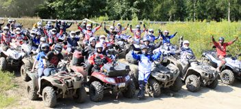 7. Quad & ATV Offroad Camp