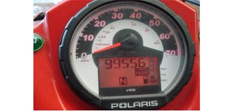 100.000 km mit Polaris