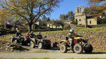 Unterwegs: Ardèche