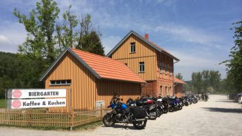 UNTERWEGS – Katis Bahnhof