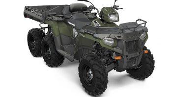 Neuer BOSS im Polaris ATV Lineup