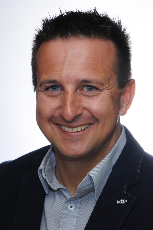 Klaus Mairoser, neuer Director of European and African Sales.