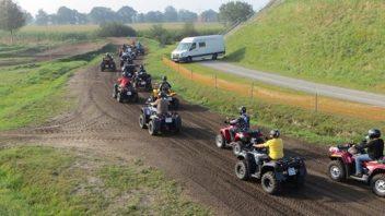Fahrtraining für Quads und ATV