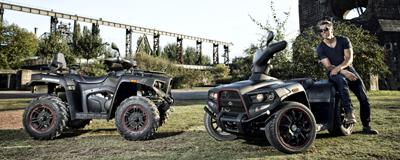 Herkules: Neue ATV Modelle für 2017