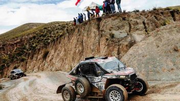 Sieg für Polaris bei der Dakar 2017