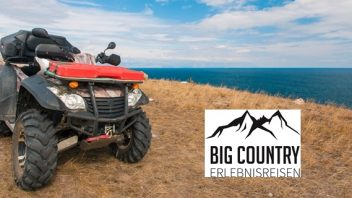 ATV-Tour am Baikalsee