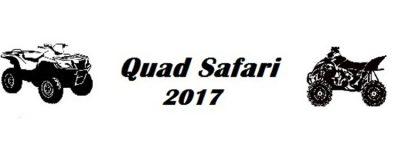 Quads4Hearts auf Safari