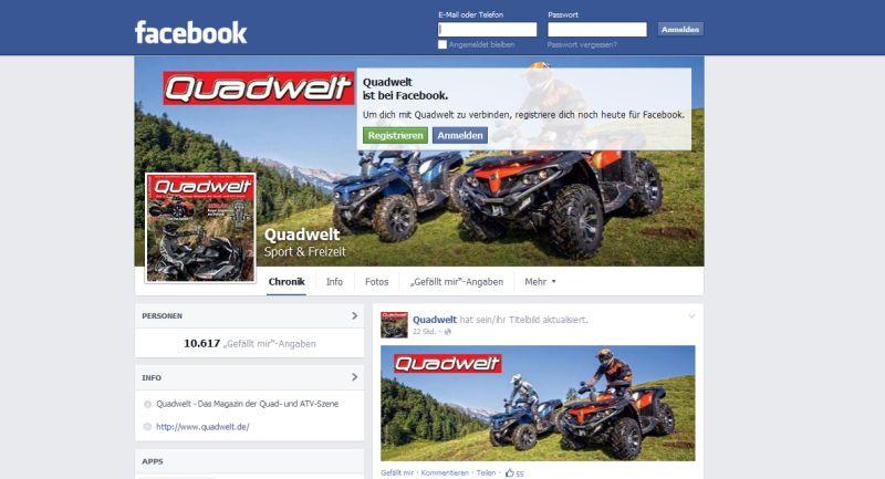 www.facebook.de/quadwelt