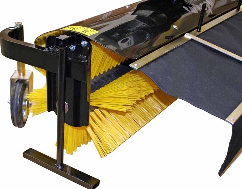 Kehrmaschine für Kymco ATVs_Bildquelle Kymco