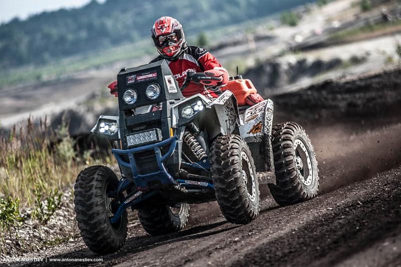 That's my Race - Das ist mein Rennen! Das Motto unterstreicht den Ansatz: Jeder kann Rallye fahren!