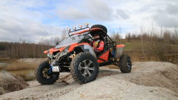 Fight Wolf – der puristische Buggy