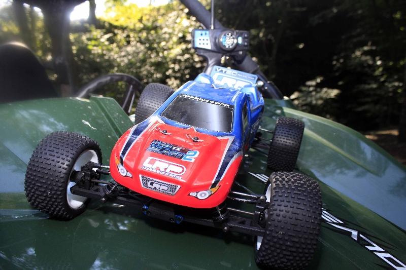 Speed: das FAhrzeug macht richtig Geschwindigkeit und Spaß.