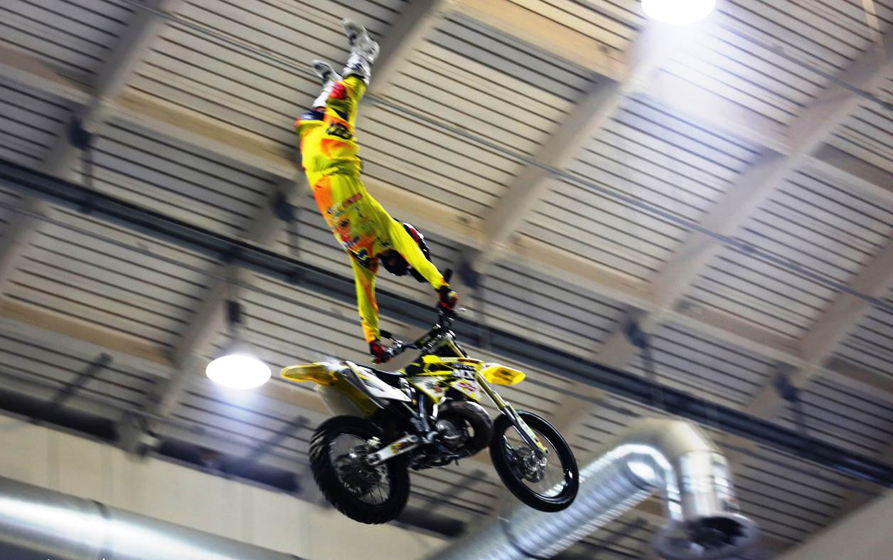 Stunt Moto-X