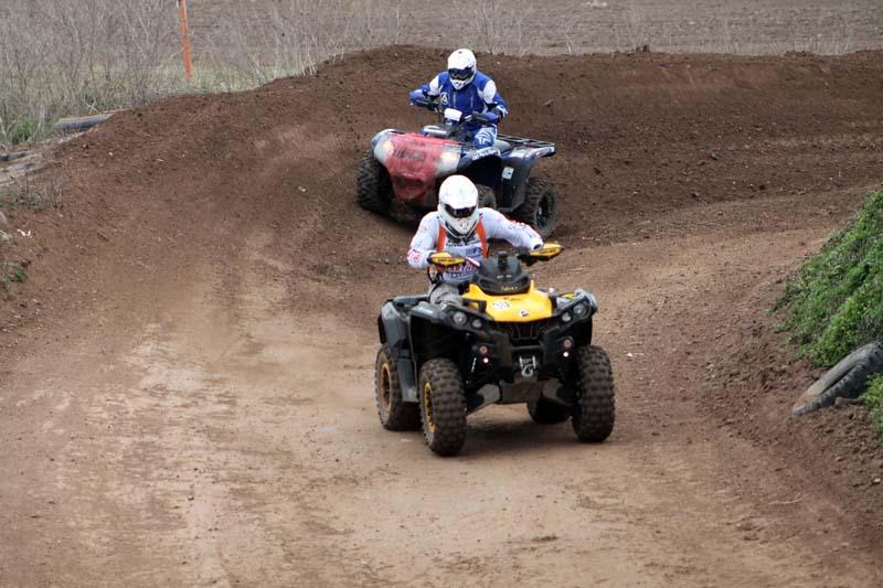 Stärkste Klasse der QTO: Die ATVs.