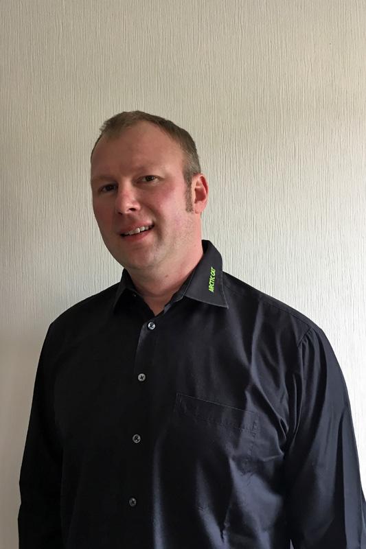 Christoph Fiedelak, ales Manager für Deutschland und Österreich.